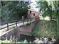 TF2251 : Wooden Bridge by Michael Patterson