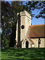 SP8420 : Tower of St. James, Aston Abbotts by Rob Farrow