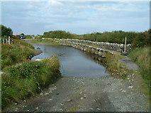 L7575 : Clapper Bridge at Killeen by Steve Edge