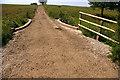 SJ7878 : Boundary Bridge by Roger Gittins