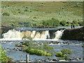 L8964 : Aasleagh Falls by Steve Edge
