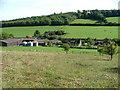 SU7891 : Hanger Farm near Fingest by Peter Jemmett