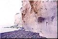 TV5197 : Chalk cliff by Chris Coleman