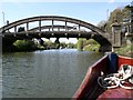 SP0343 : Bridge at Evesham by Chris Henley
