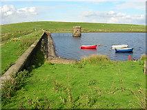 NS5250 : Dam at Lochcraig Reservoir by Iain Thompson