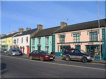 R4646 : Village of Adare, Co. Limerick by Peter Craine