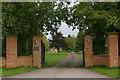 SE8041 : Woodland Grange, Everingham by Charles Rispin