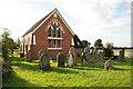 SJ5161 : Huxley Chapel by Peter Styles