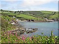 SX2251 : Talland Bay from the West by Tony Atkin