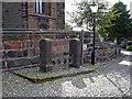 SJ6677 : Great Budworth - stocks by Mike Harris