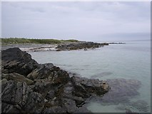 HY4830 : Towards Maes Bank on Egilsay, Orkney by s allison