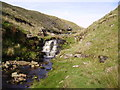 SD6881 : Waterfall ,Ease Gill by Michael Graham