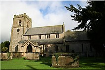 SK7460 : St.Andrew's church, Caunton by Richard Croft