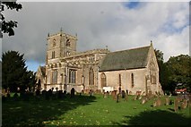SK7761 : St.Laurence's church, Norwell by Richard Croft