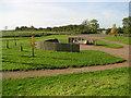 SP9441 : Cranfield Millennium Park by Mr Biz