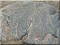 TA2244 : Scandinavian rock, Mappleton groyne by Rich Tea