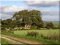 SE8558 : Farm Buildings by Andy Beecroft