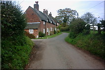 SJ9531 : Cottages At Smallrice by Stephen Pearce