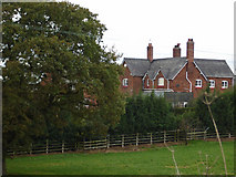 SJ7446 : Checkley - The Grange by Mike Harris