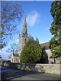 SP8858 : St Peter & St Paul's Church, Easton Maudit by Nigel Stickells
