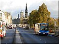 NT2573 : Princes Street, Edinburgh by Stephen McKay