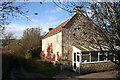 ST7457 : Wellow: Gooseberry Cottage by Martin Bodman