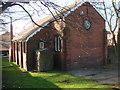 SE3910 : Former Chapel on High Street, Shafton, now a dwelling. by Bill Henderson