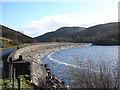 SN9288 : Bwlch-y-gle Dam by John Lucas