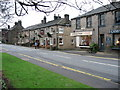 SD9905 : High Street Uppermill by Paul Anderson