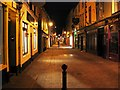 R3377 : Ennis, Parnell street, night view by Francoise Poncelet