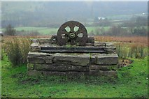 SO2012 : Horse-drawn Tram Wheel and Section of Line by RAY JONES
