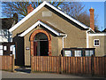TL3966 : Village Institute, High Street, Longstanton by RedCitrus