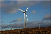 D1022 : Corkey wind farm near Clogh Mills by Albert Bridge