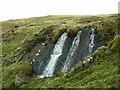 NY5800 : Waterfall, Borrowdale by Michael Graham