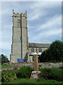 TF7221 : St Botolph, Grimston, Norfolk by John Salmon
