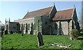 TF8521 : All Saints, Weasenham All Saints, Norfolk by John Salmon