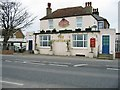 TR3463 : The Sportsman, Sandwich road, Pegwell Bay. by Nick Smith