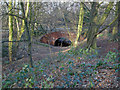 SJ5582 : Mersey Valley Trail tunnels by Mike Harris