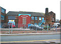 SJ9142 : Bottle kiln, former Minkstone Works, Longton by Espresso Addict