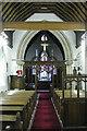 TG3109 : St Margaret, Witton, Norfolk - East end by John Salmon