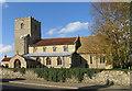 TF7602 : St George, Gooderstone, Norfolk by John Salmon