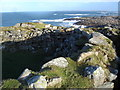 NM0449 : Dun Mor by Roger McLachlan