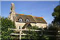 TL1488 : Caldecote Church Now a private house by Chris Stafford