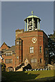 SP0481 : Junior School and Carillon, Bournville by Phil Champion