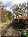 SP9716 : Track past Fairview Farm by Rob Farrow