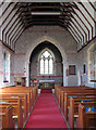 TG1439 : St Helen & All Saints, West Beckham, Norfolk - East end by John Salmon