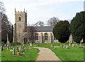 TF9123 : St Mary, Whissonsett, Norfolk by John Salmon