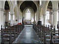 TG0826 : St Andrew, Wood Dalling, Norfolk - East end by John Salmon
