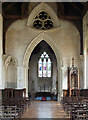 TG1222 : St Michael & All Angels, Booton, Norfolk - East end by John Salmon