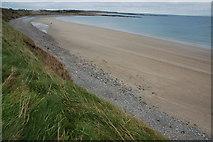 J5942 : Ballyhornan Bay near Ardglass (1) by Albert Bridge